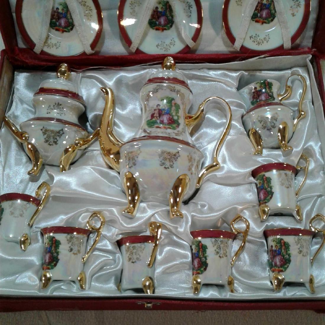 Imperial Tea Set - 3