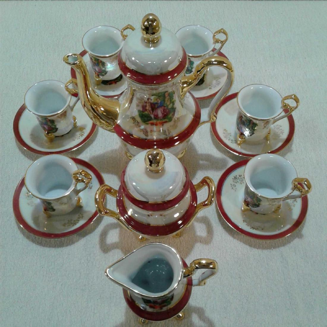 Imperial Tea Set - 5