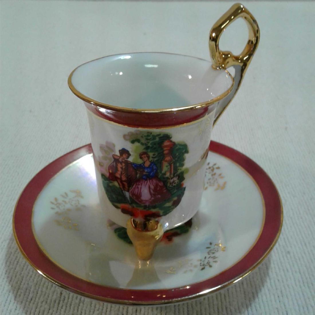 Imperial Tea Set - 6