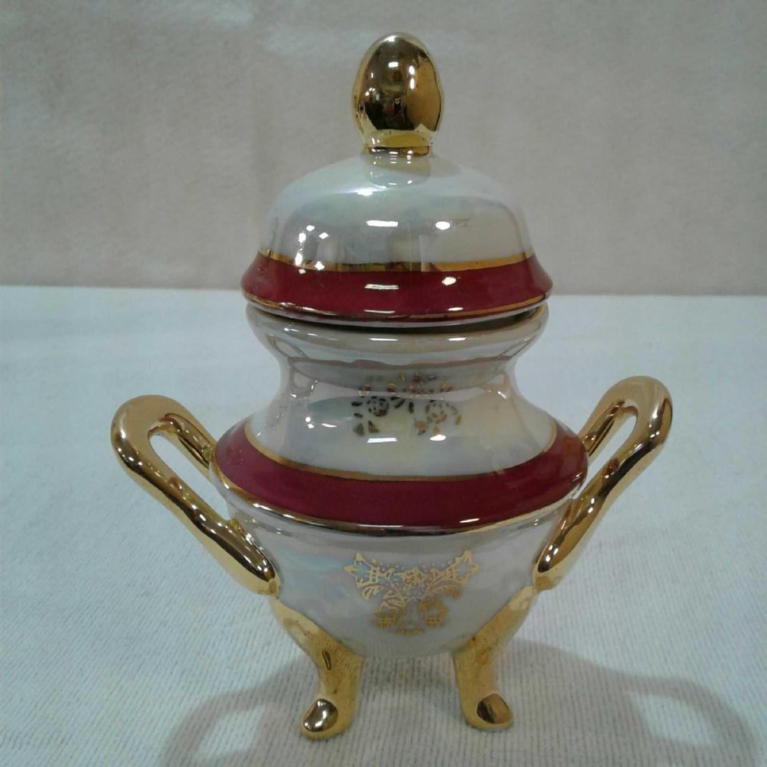 Imperial Tea Set - 8