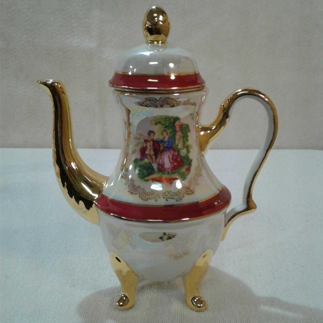 Imperial Tea Set - 9