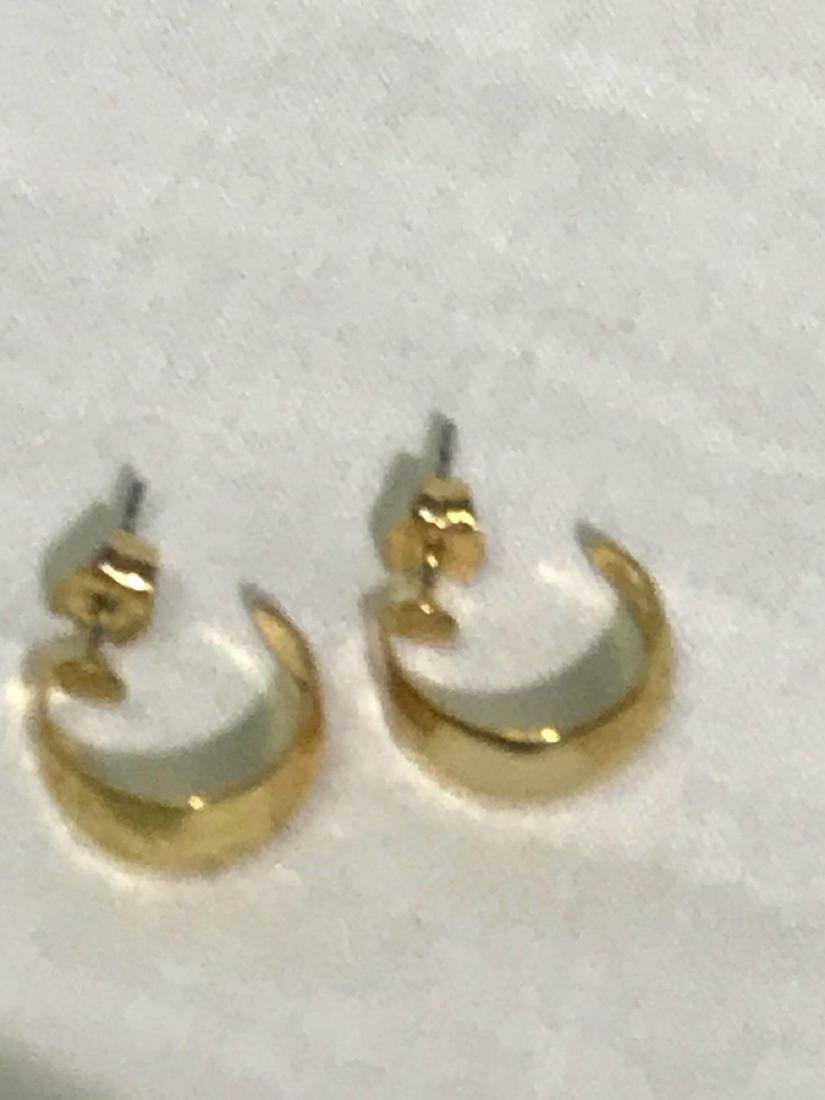 Gold Earrings - 3