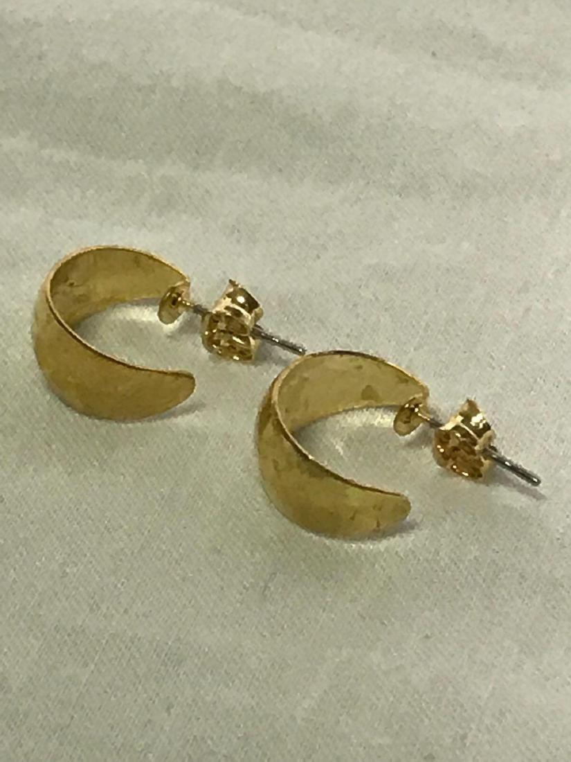 Gold Earrings - 5
