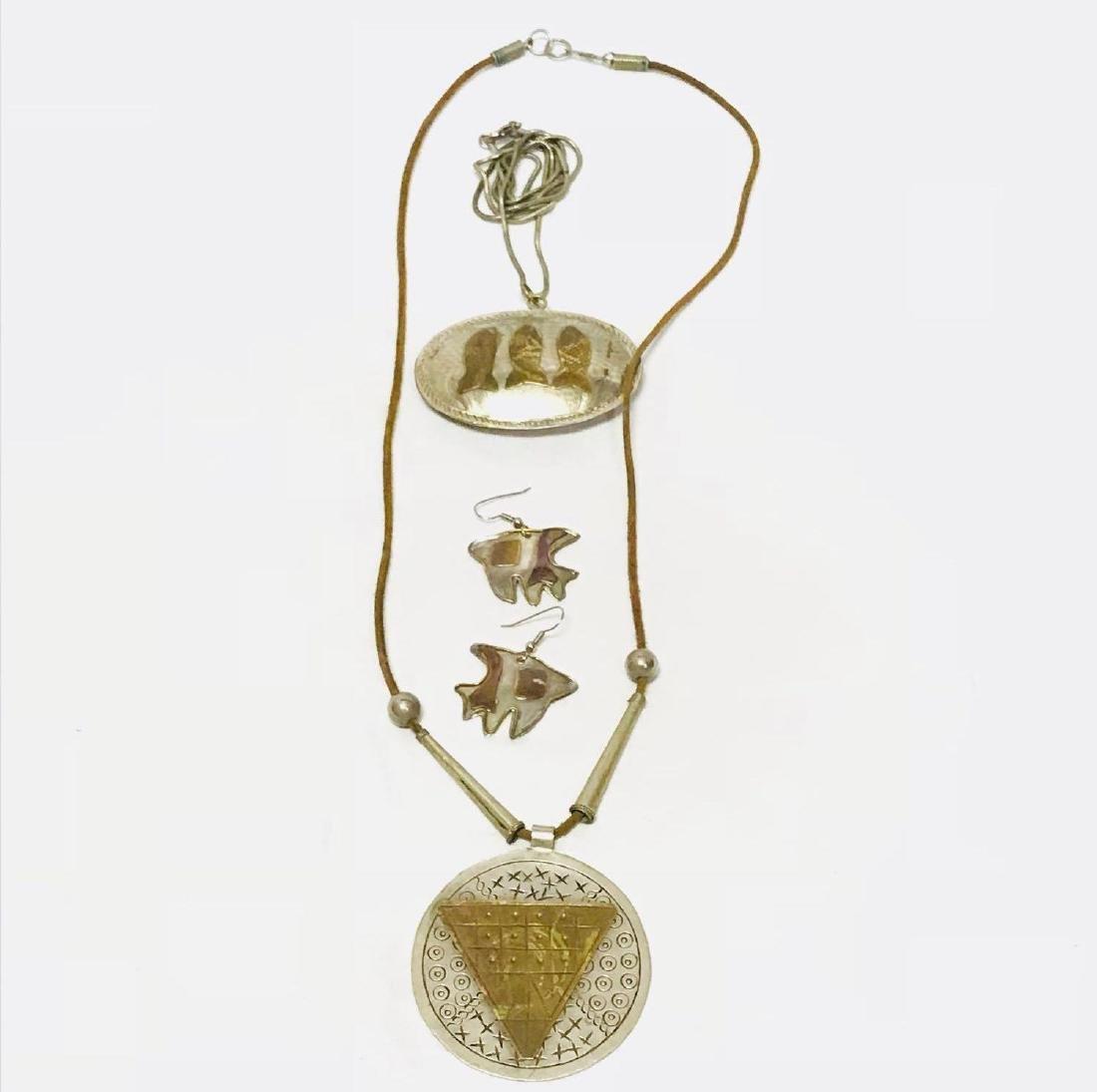 Assortment of Boho Hippy Jewelry