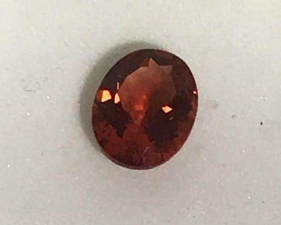 1.90 Ct. Red Laboradorite Loose Gem Stone