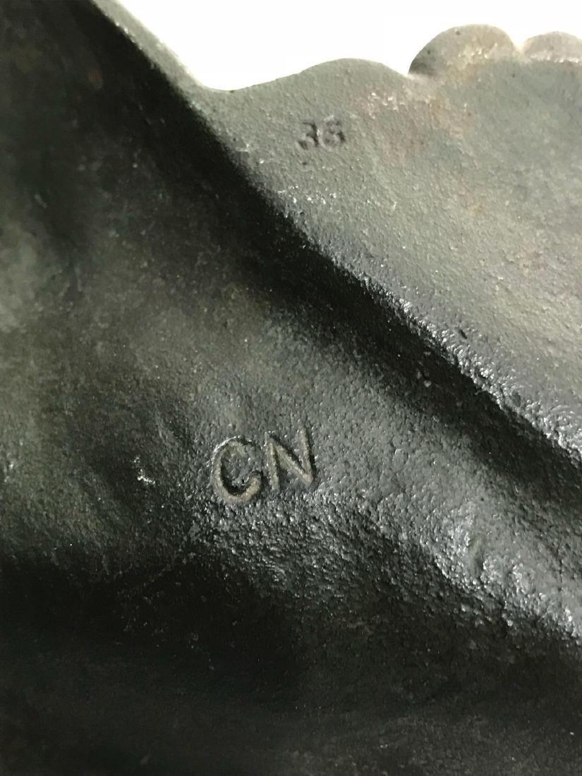 Vintage Cast Iron Pheasant Doorstop - 7