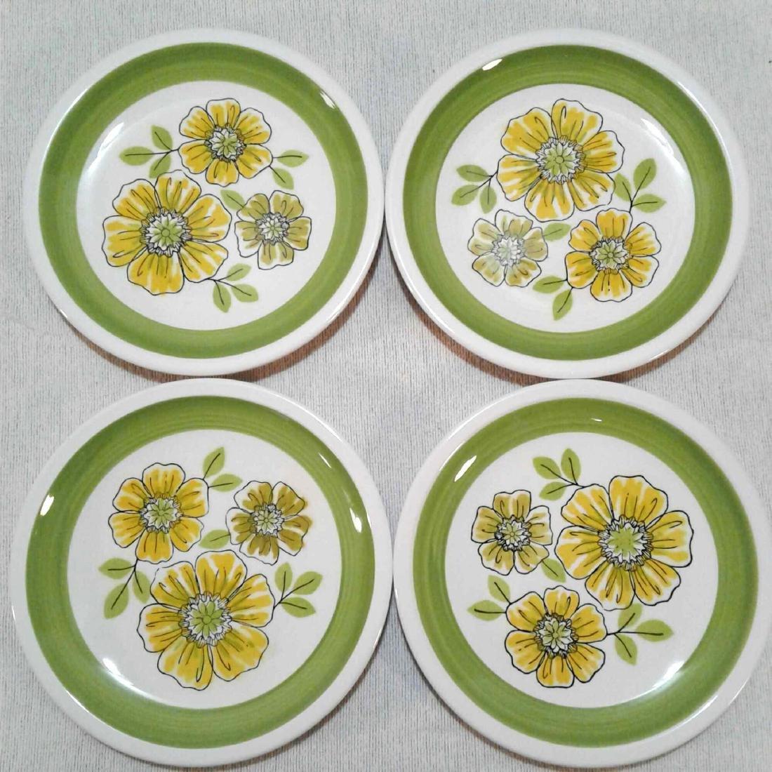 Mikasa Cera-Stone Dishes (4)