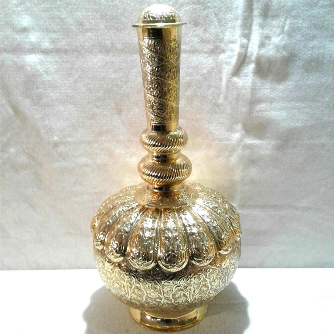 Vintage Large Brass Urn