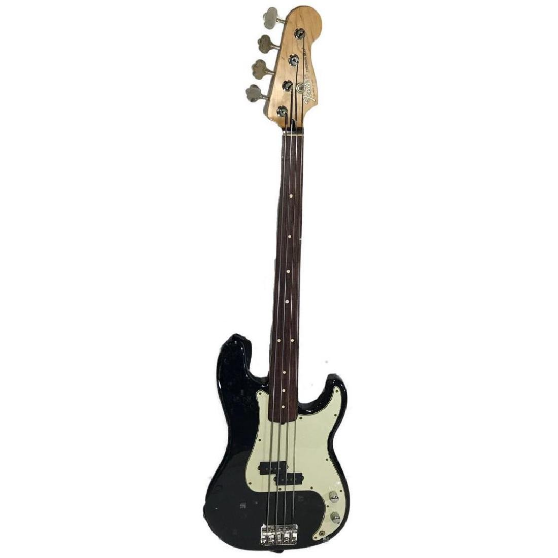 Fender Precision Bass With Hard Case