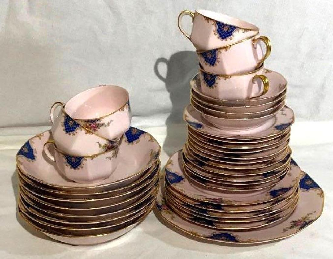 Johann Haviland Bavaria Pink Dishes