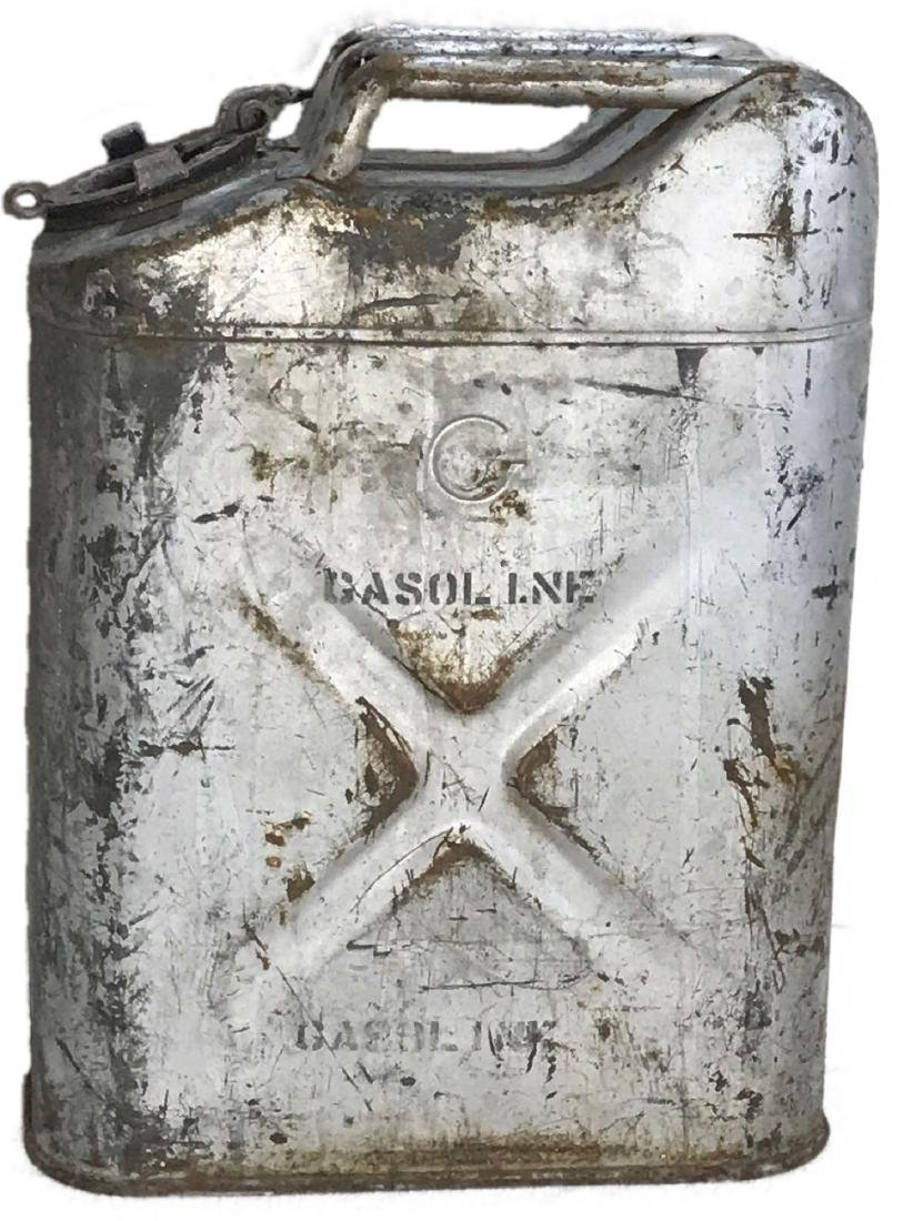 1952 Military Jerry Gasoline Can