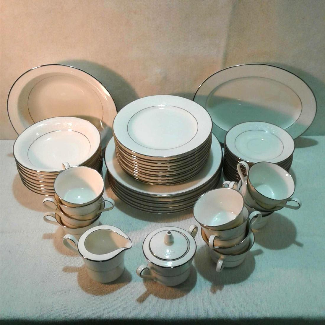 Noritake Ivory China Set (53 pieces)