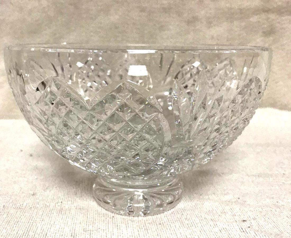 Waterford Crystal Cut Crystal Bowl