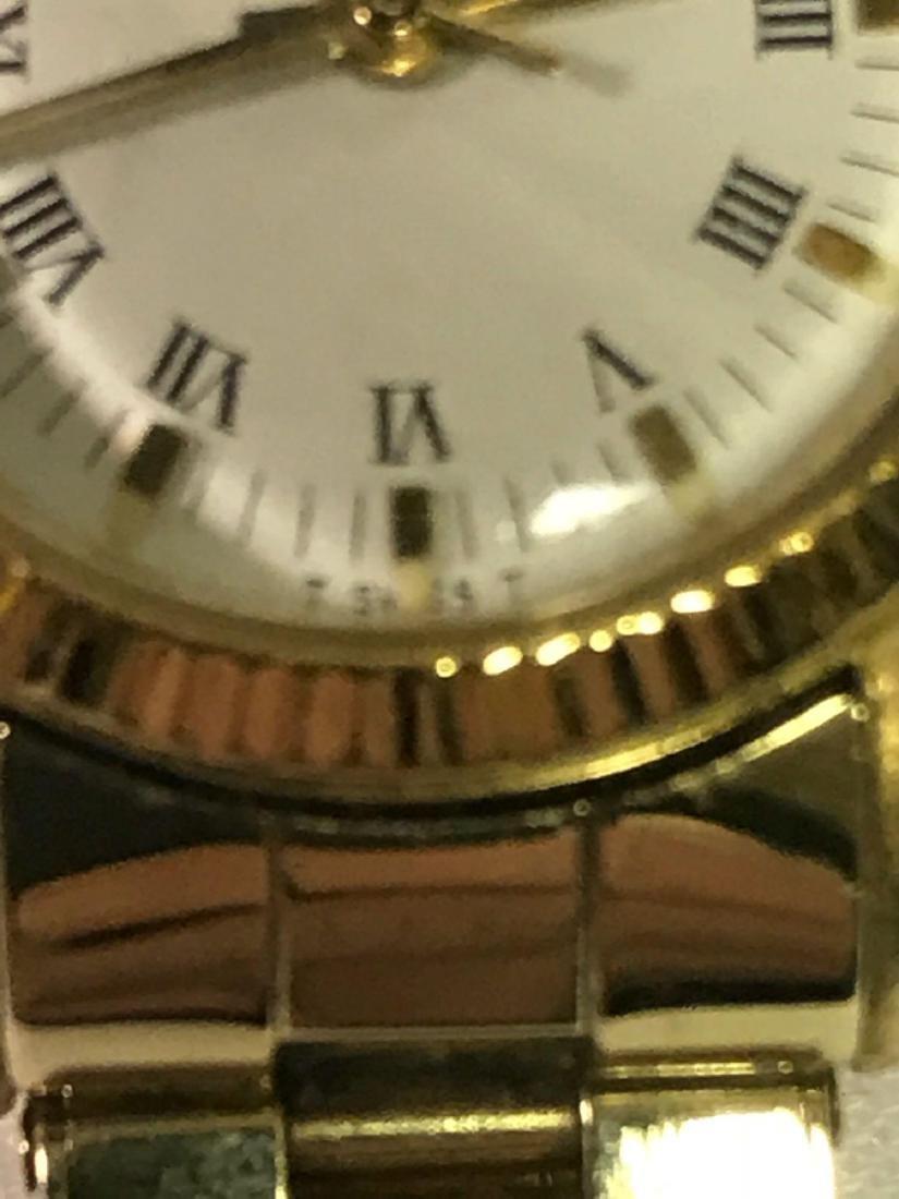 Vintage Ladies Oyster Perpetual 14k Rolex - 10