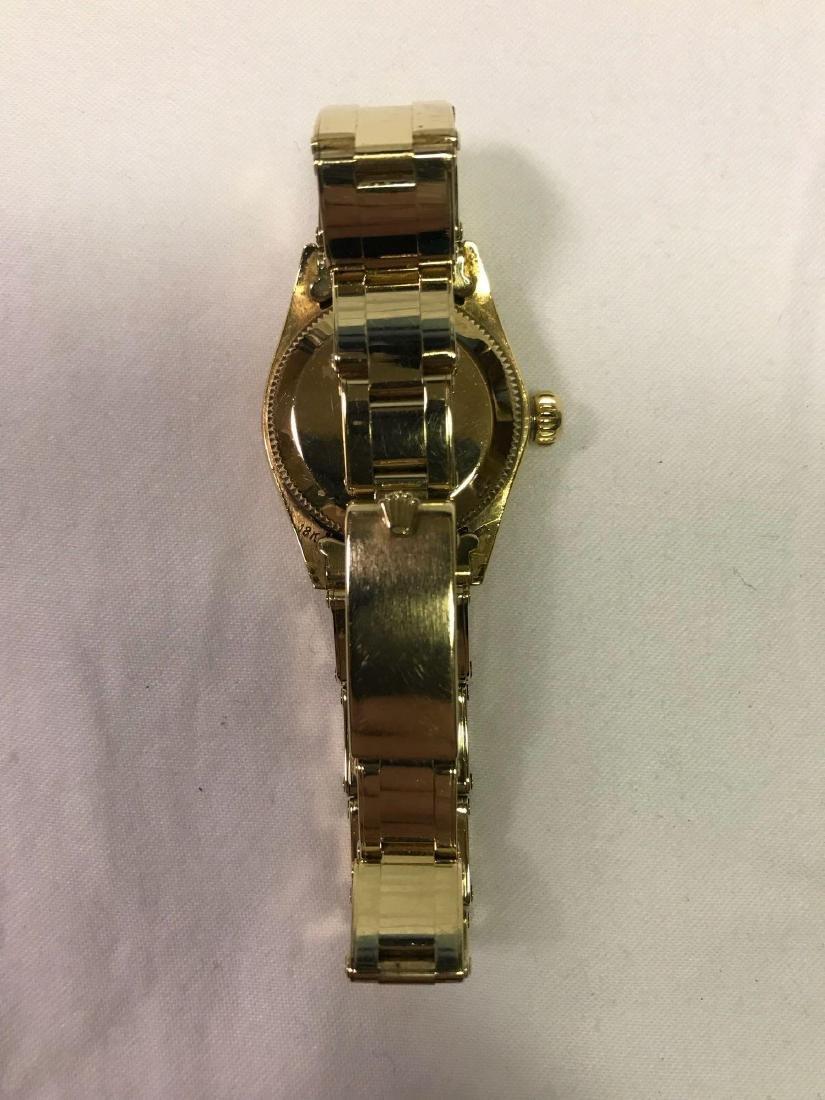 Vintage Ladies Oyster Perpetual 14k Rolex - 13