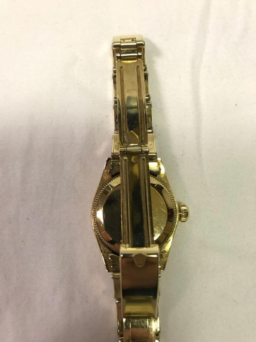 Vintage Ladies Oyster Perpetual 14k Rolex - 14