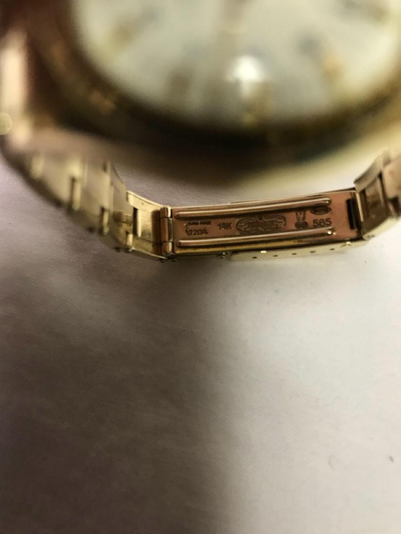 Vintage Ladies Oyster Perpetual 14k Rolex - 15