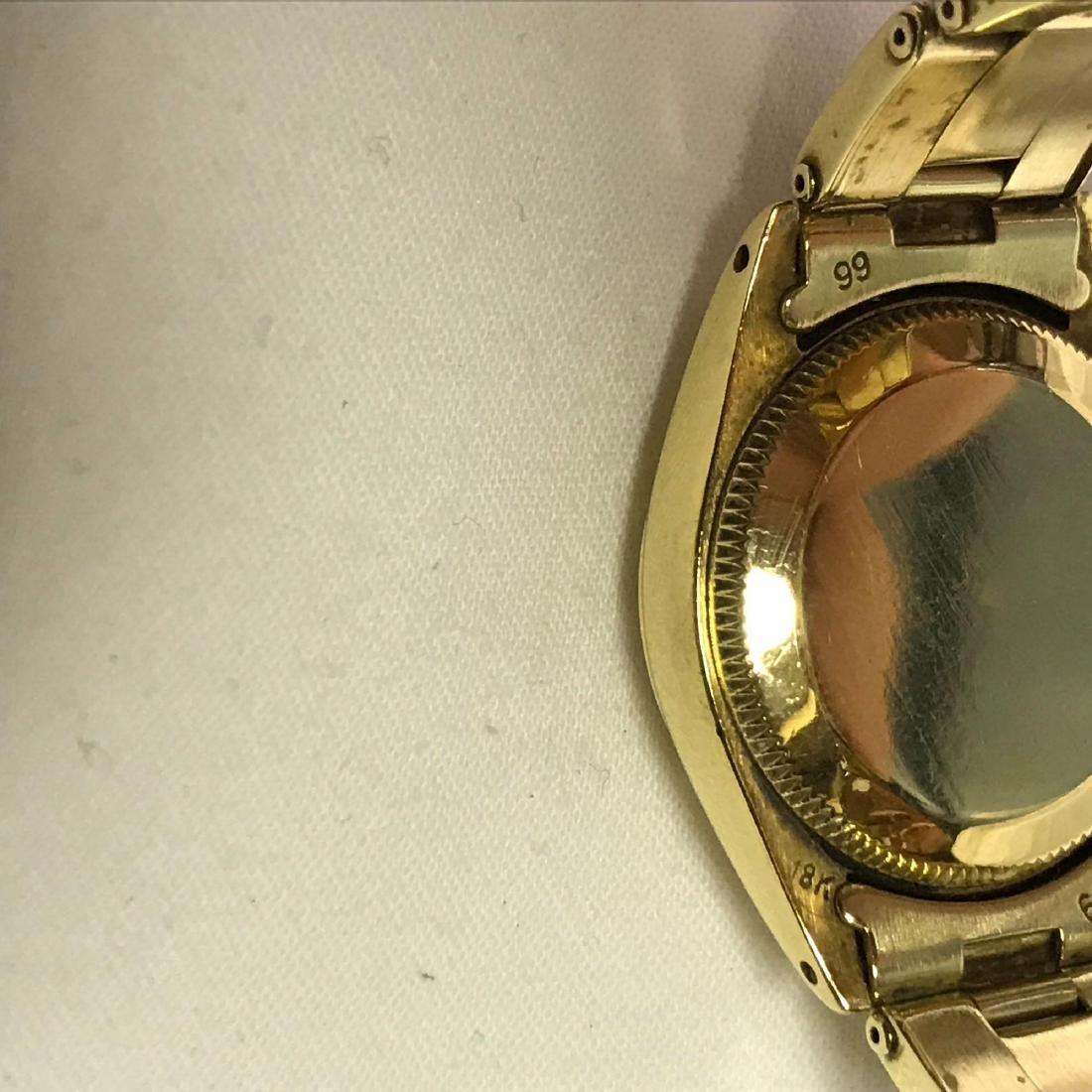 Vintage Ladies Oyster Perpetual 14k Rolex - 16