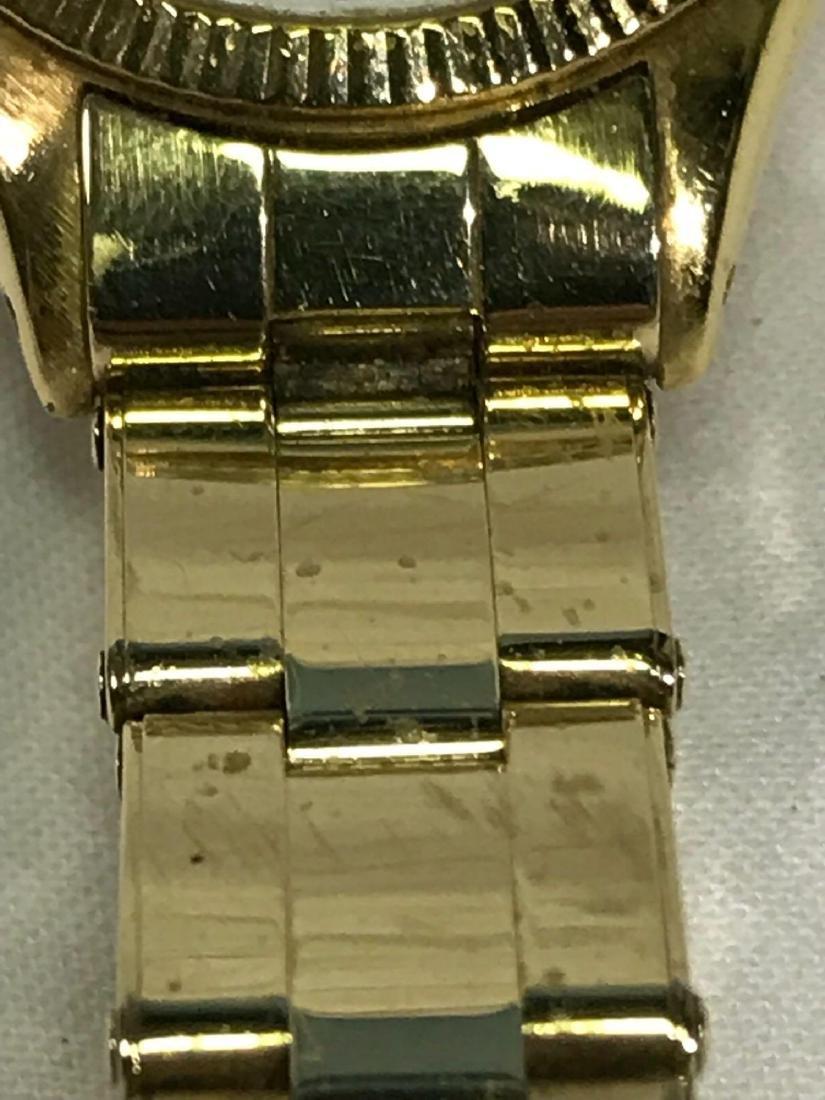 Vintage Ladies Oyster Perpetual 14k Rolex - 3