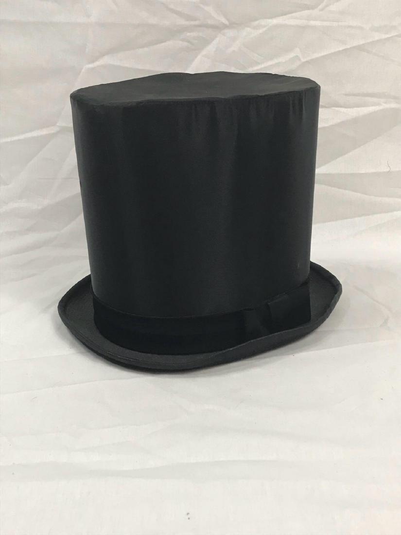 Vintage Stove Pipe Hat