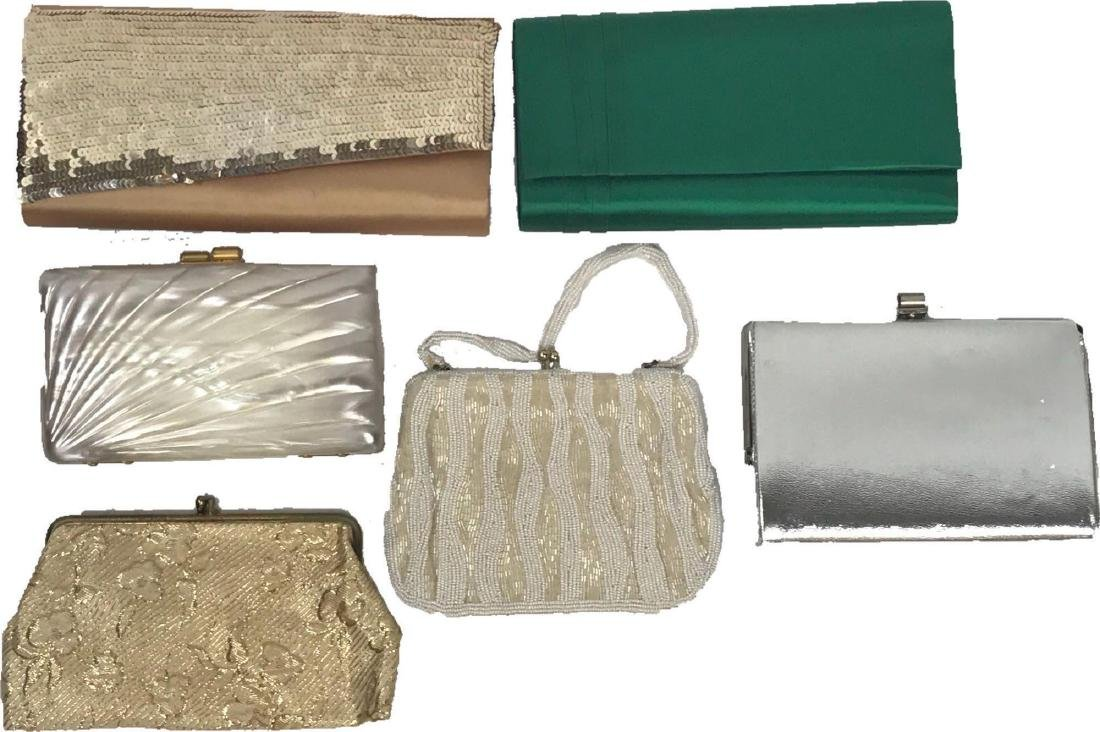 Vintage Collection of Small Evening Bags Purses