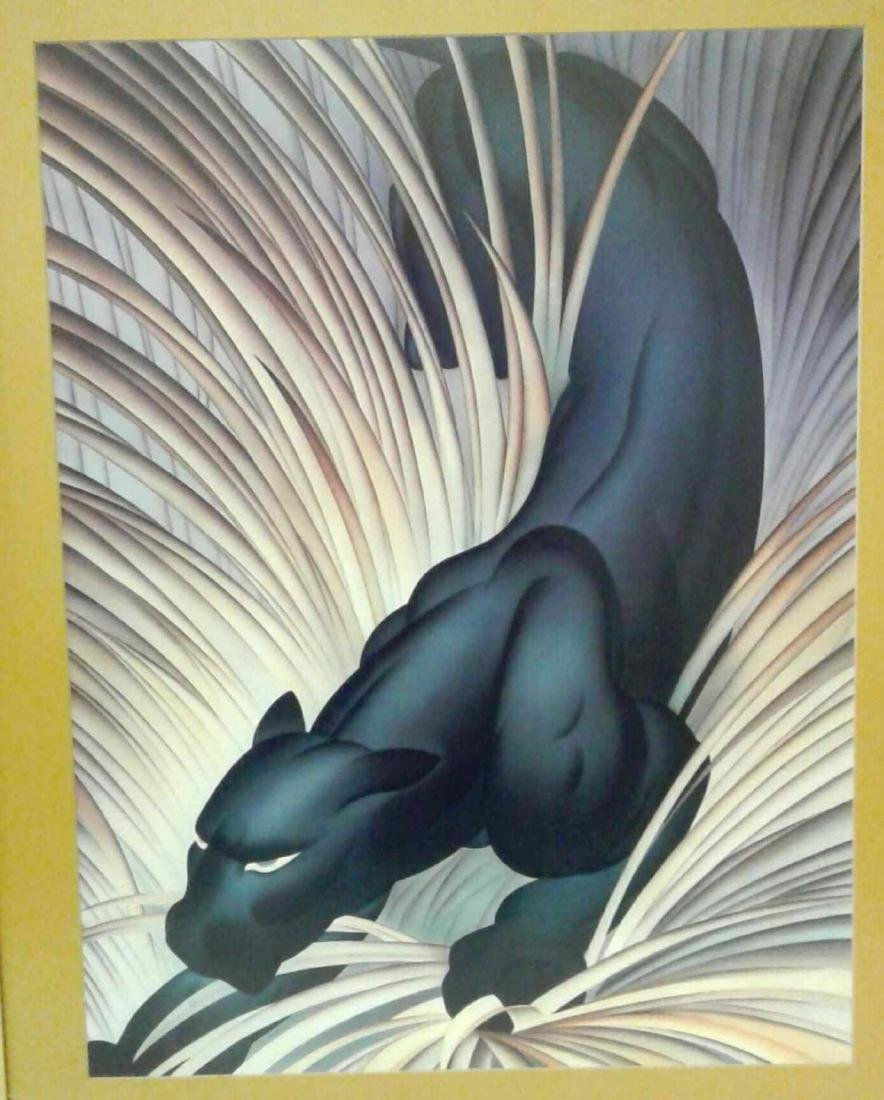 Frank McIntosh Black Panther