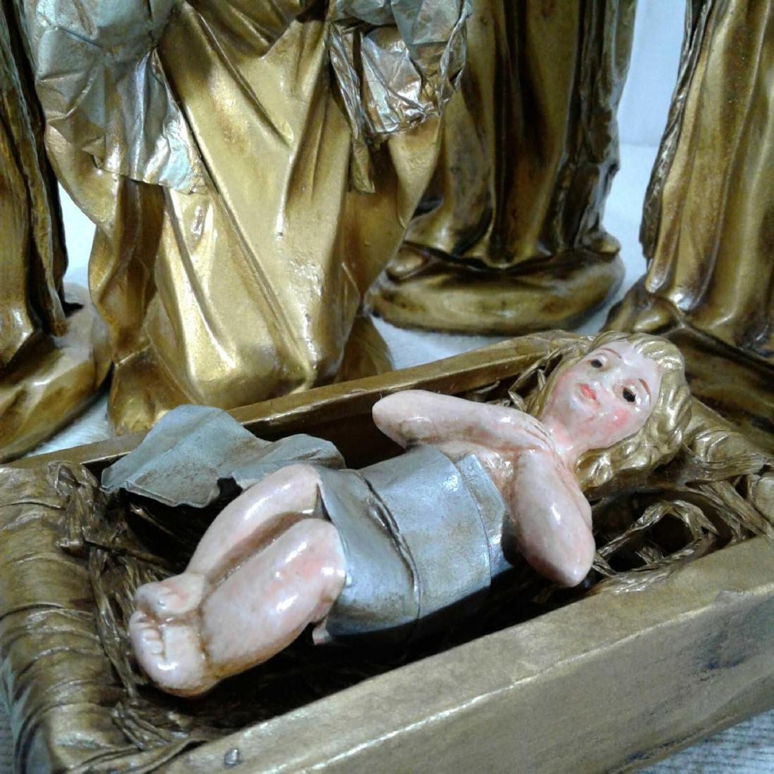 Nativity Scene 6 Piece Set - 5