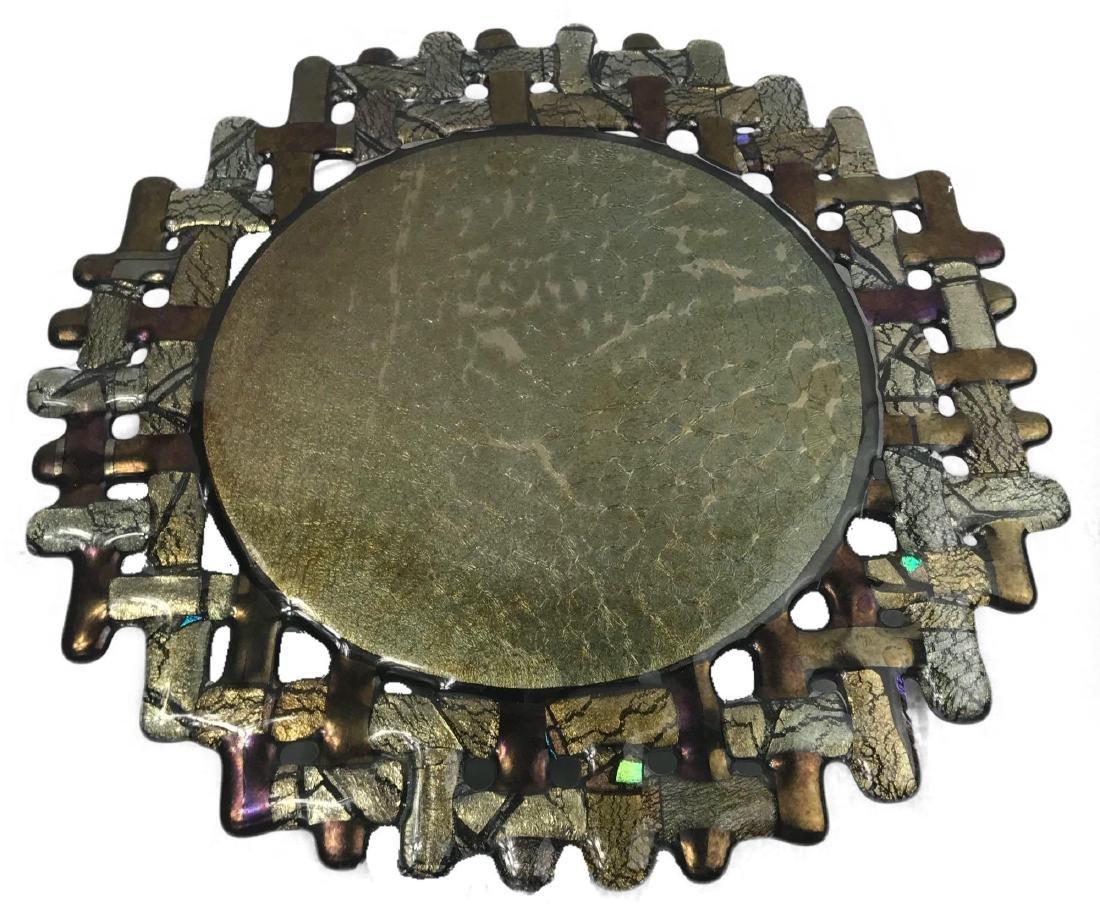 Ceramic Platter on Base from Hathcoat Studios