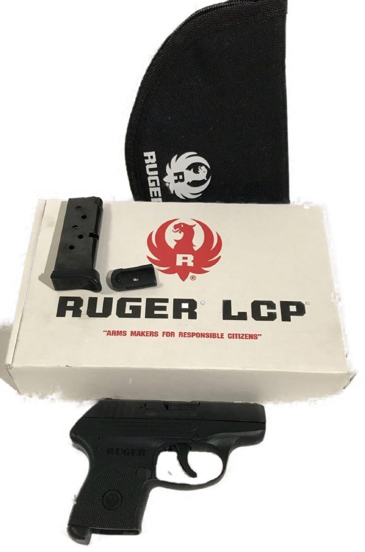 Ruger 380 Auto LCP Handgun