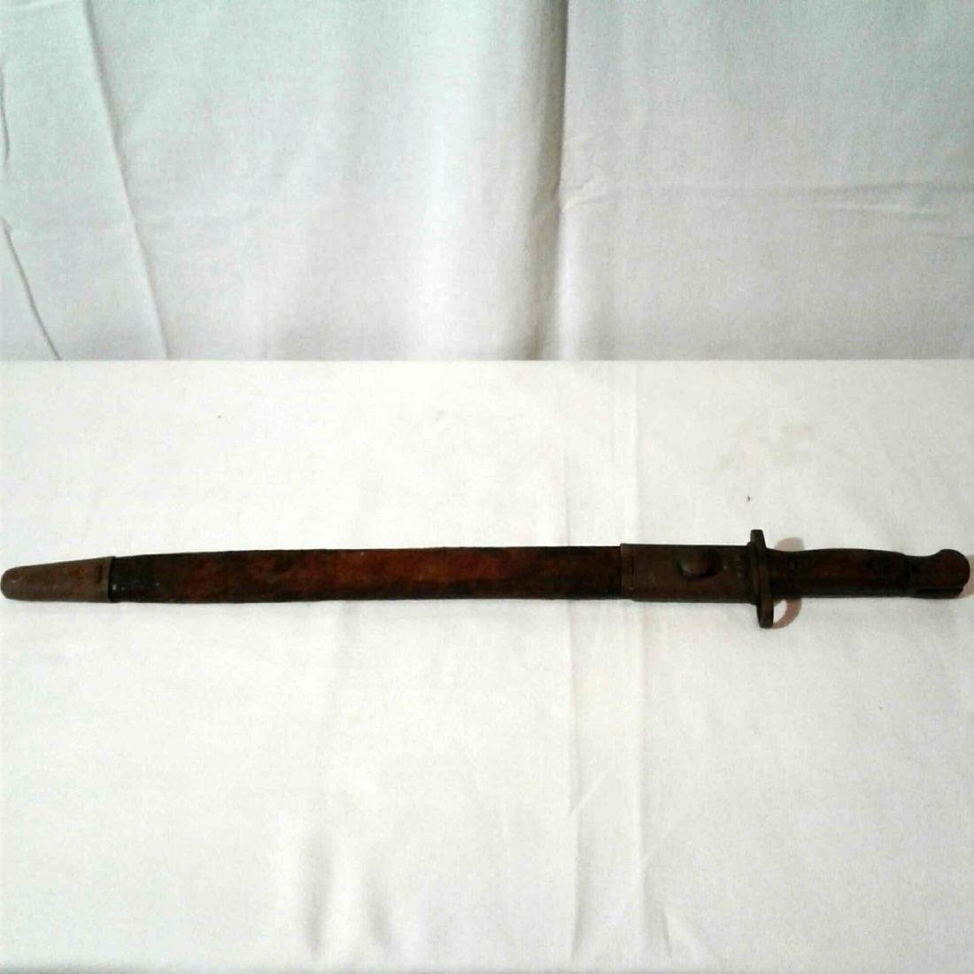 British India Bayonet 1941 No.1 Mk. 1 Enfield SMLE