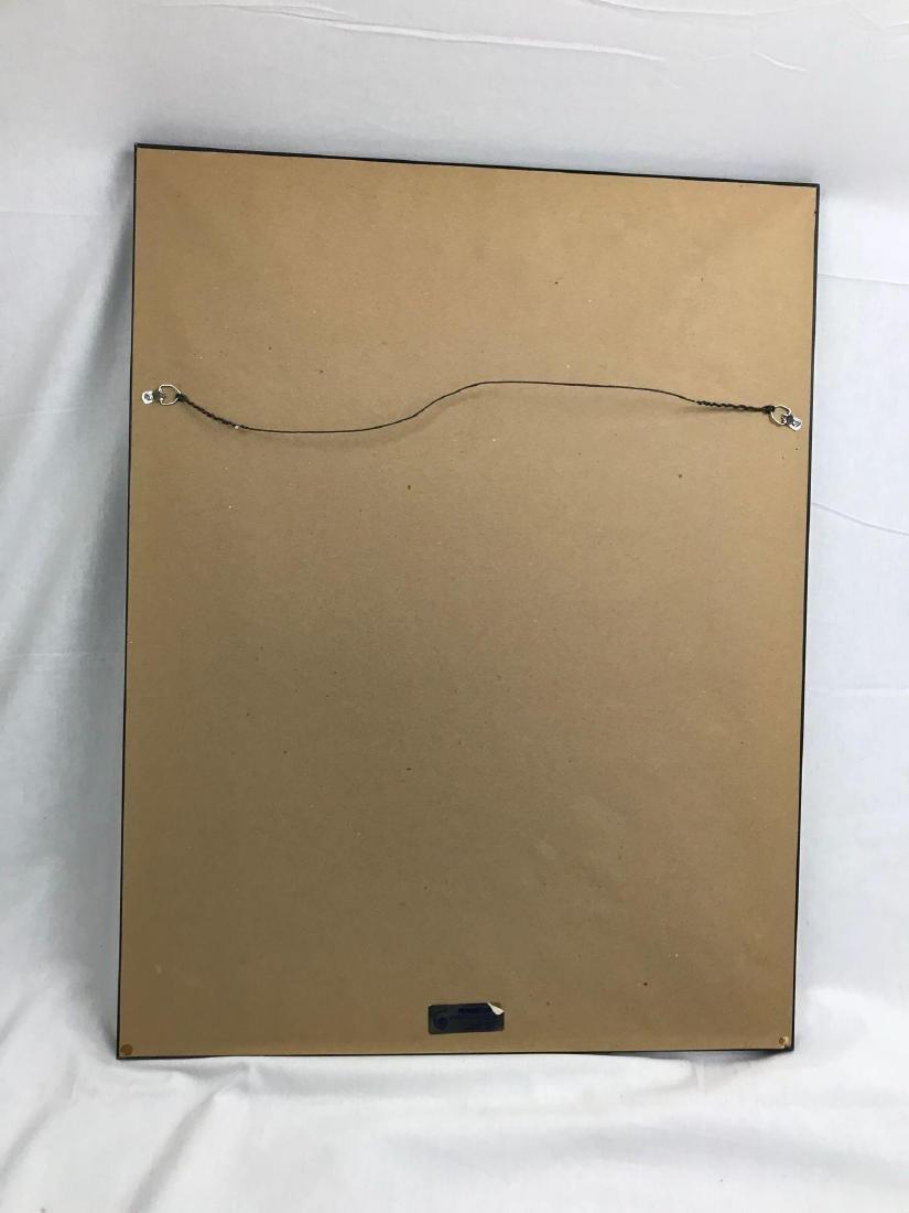 Vintage Framed Needlepoint Wall Art - 10