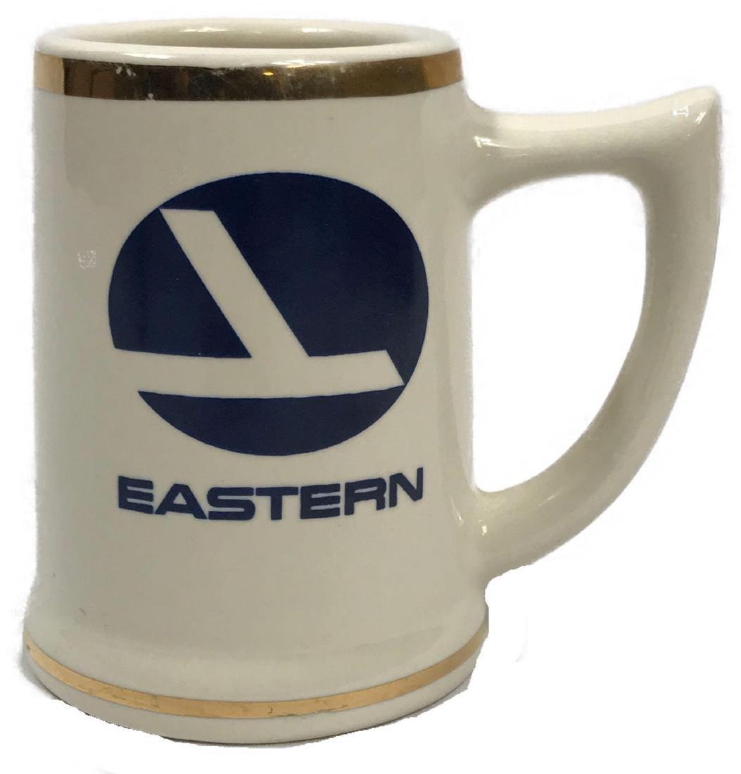 Vintage Eastern Airlines Advertising Mug