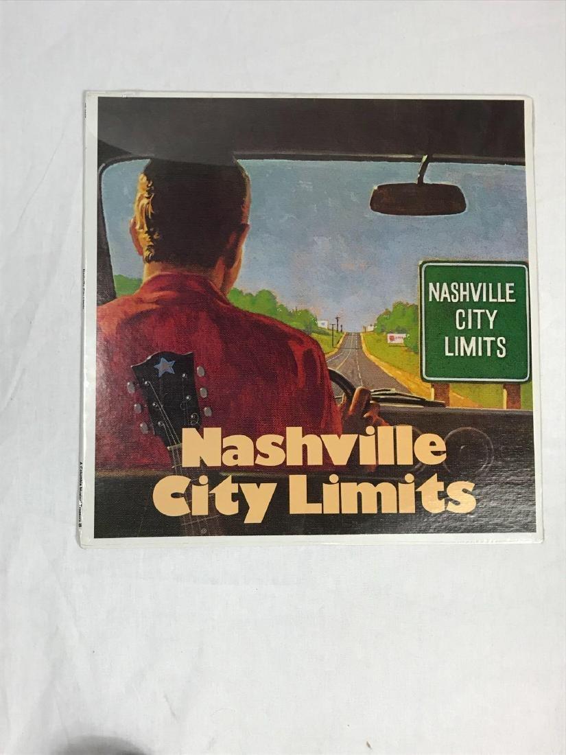 Nashville City Limits Vinyl LP