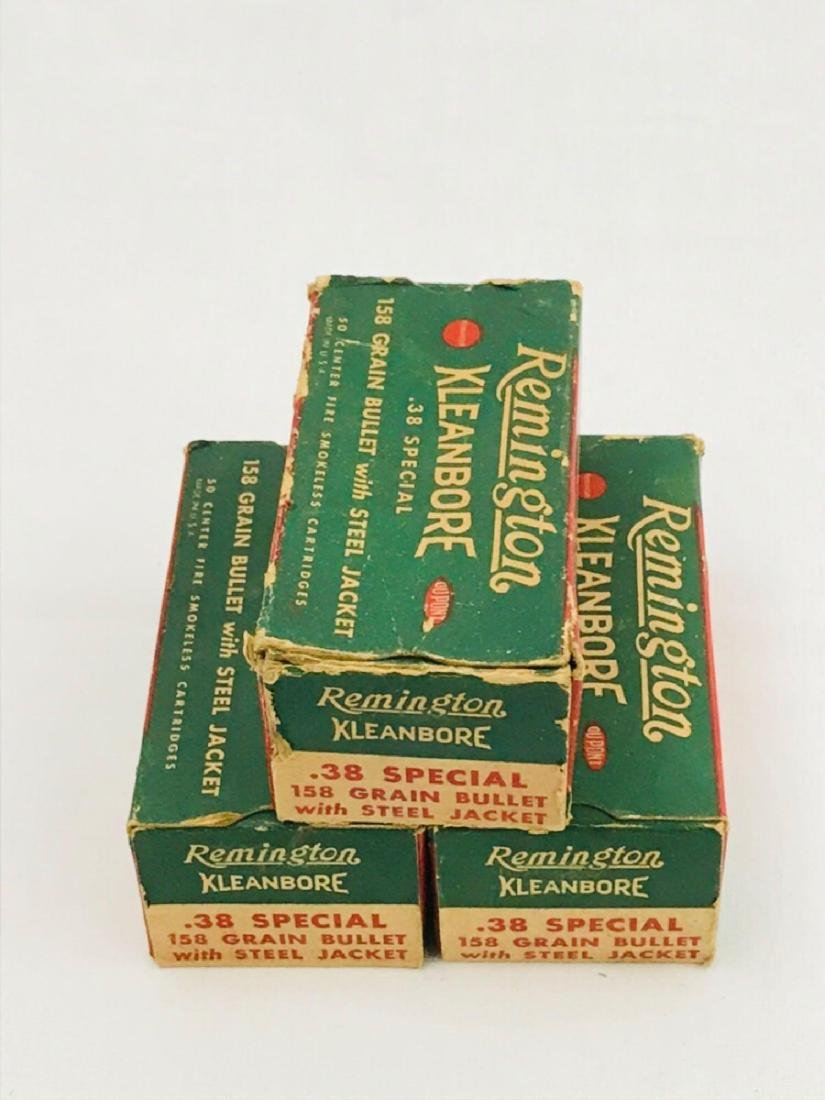 Vintage Remington Kleanbore .38 Special