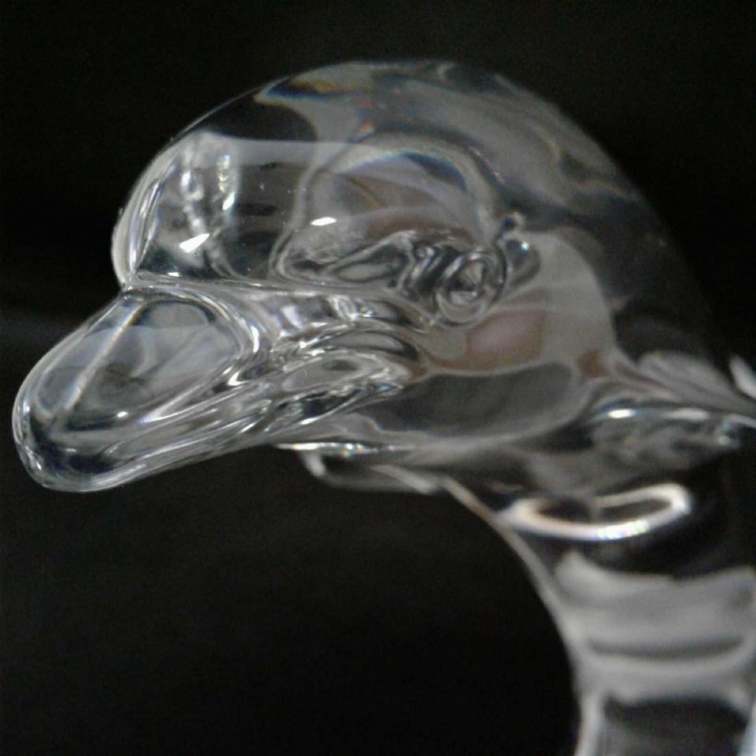 Lenox Crystal Dolphin Figurine - 4