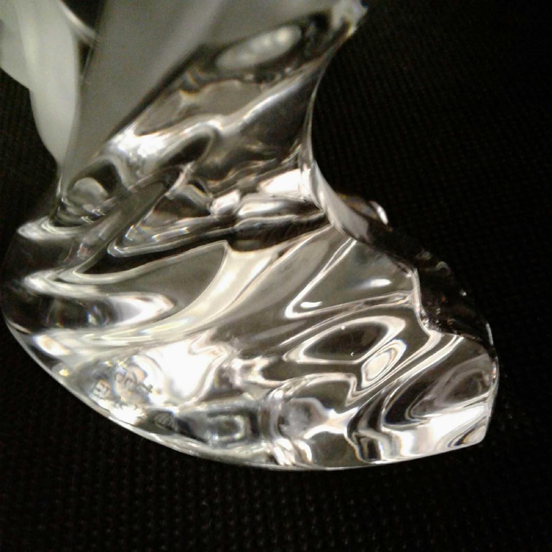 Lenox Crystal Dolphin Figurine - 7