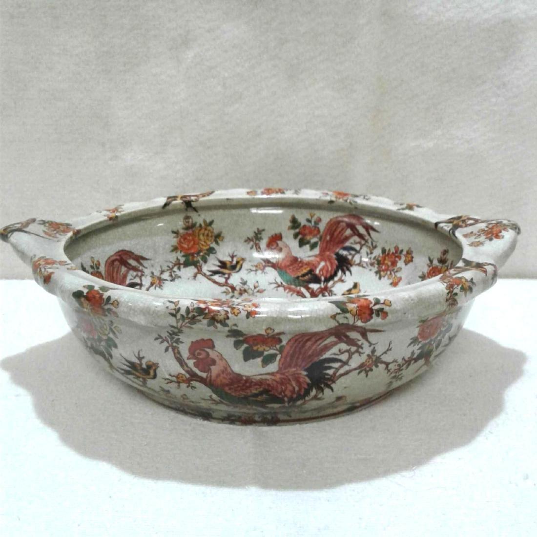Chinese Ceramic Fish Bowl