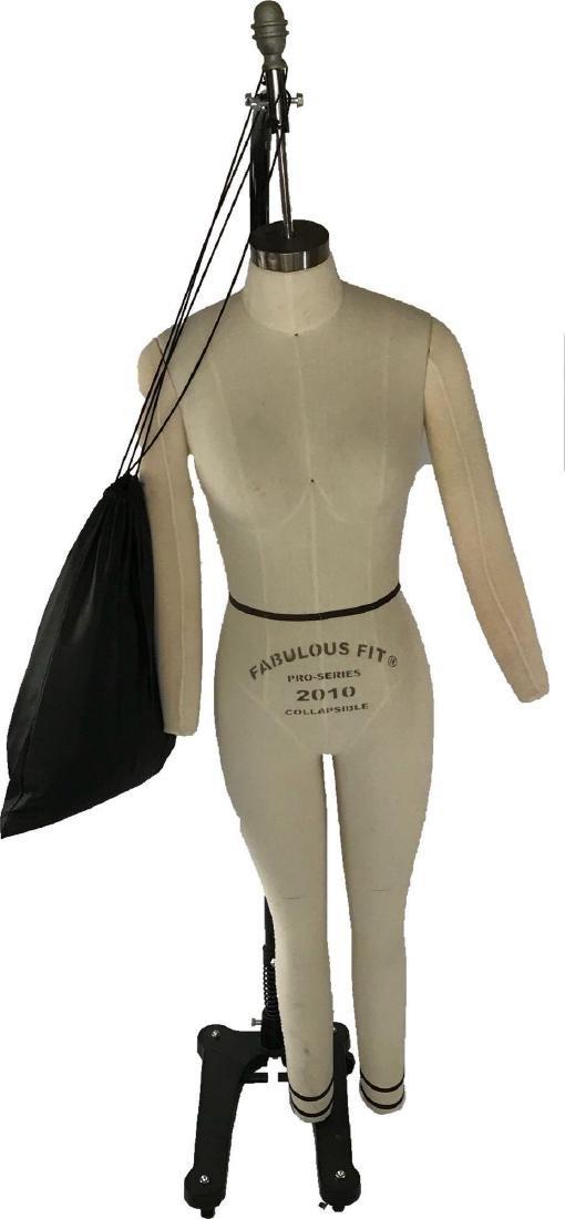 Fabulous Fit Pro Series 2010 Collapsible Mannequin