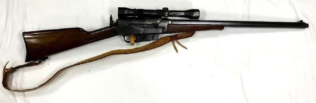 Remington Model 8 Semi-Automatic Rifle .300 Savage