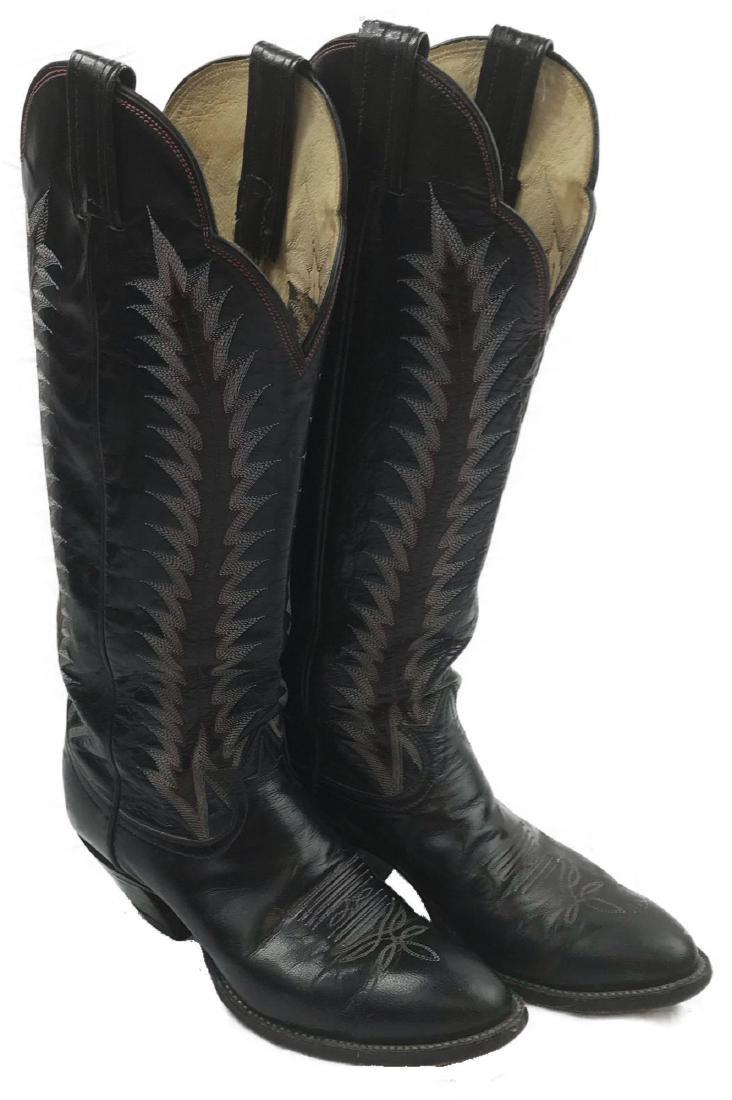 Tony Lama size 8 Cowgirl Boots