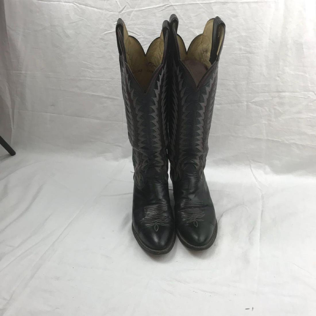 Tony Lama size 8 Cowgirl Boots - 2