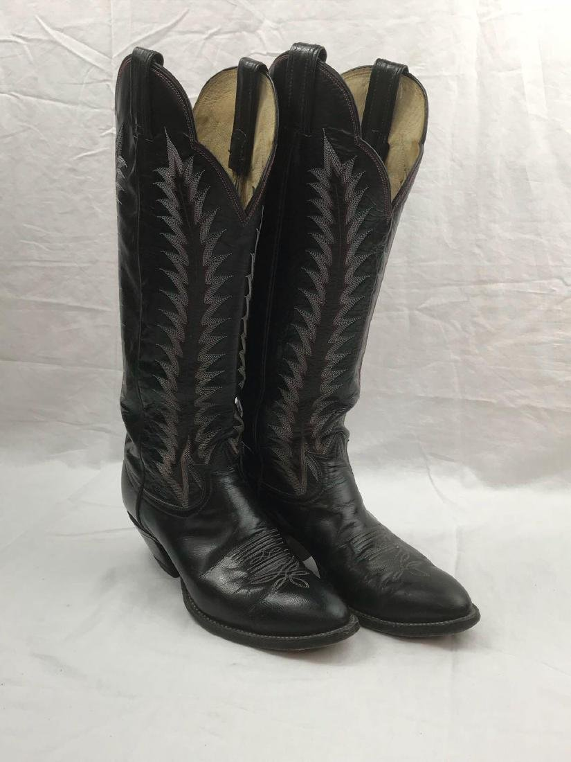 Tony Lama size 8 Cowgirl Boots - 8