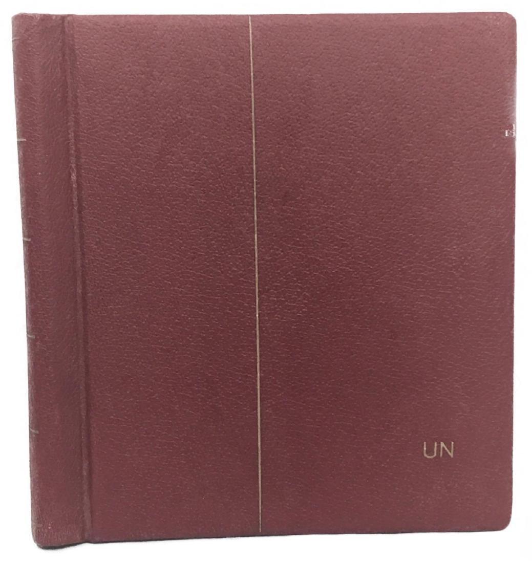 United Nations Stamp Album