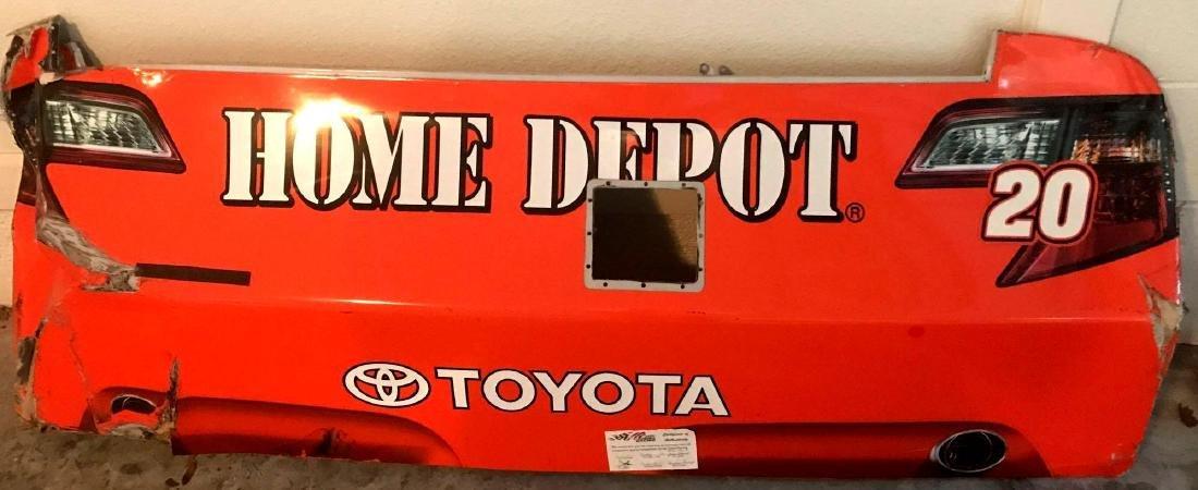Joe Gibb's Racing / Home Depot Nascar Piece