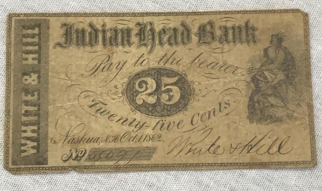 Civil War Era Fractional Currency