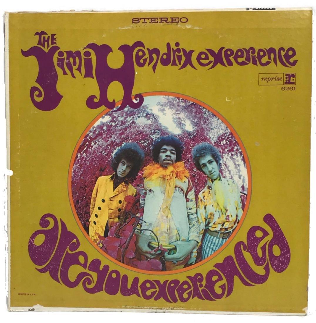 Jimi Hendrix Vinyl LP, Are You Experienced