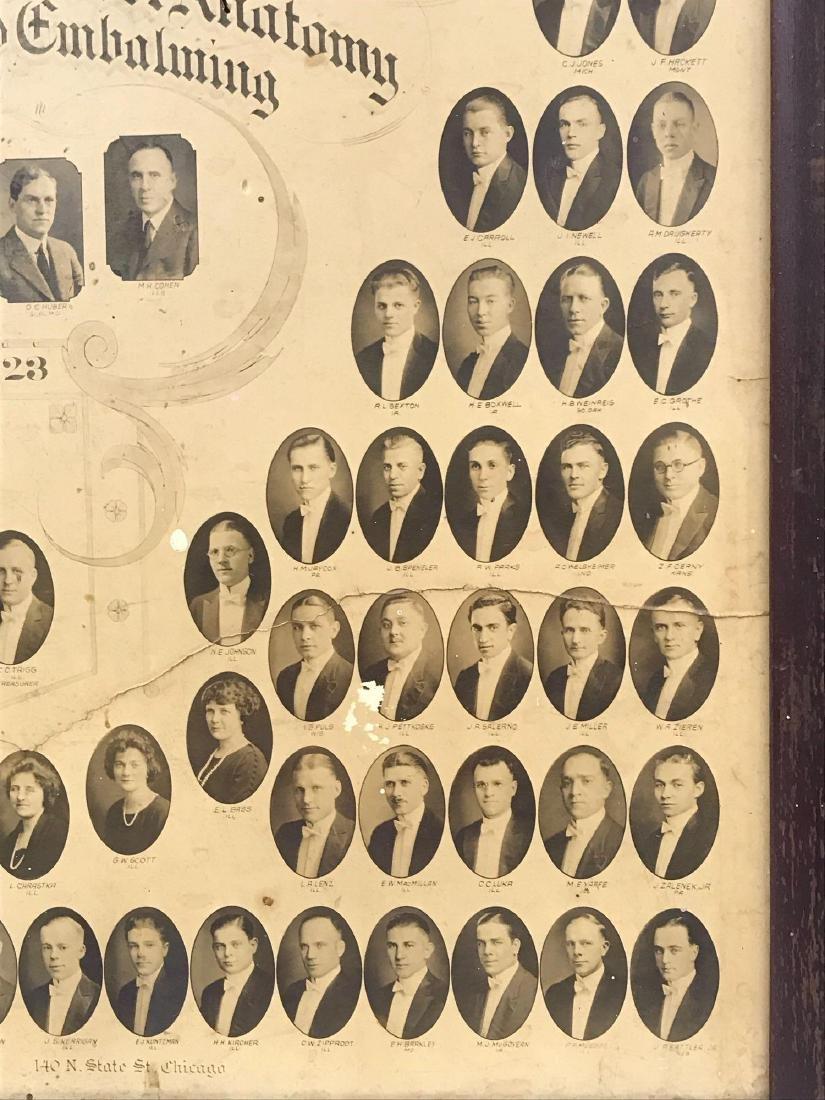 Worsham School Of Mortuary Sciences Class of 1923 - 10