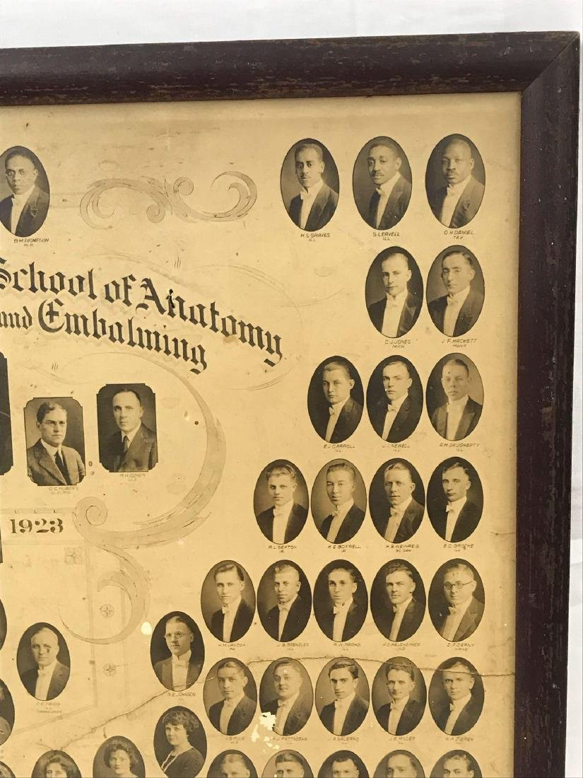 Worsham School Of Mortuary Sciences Class of 1923 - 9