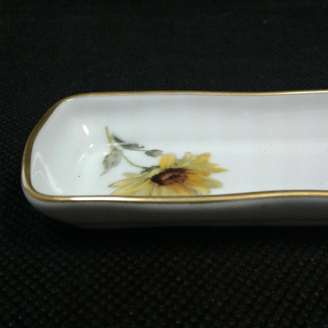 LEC Limoges Long Celery Dish - 4