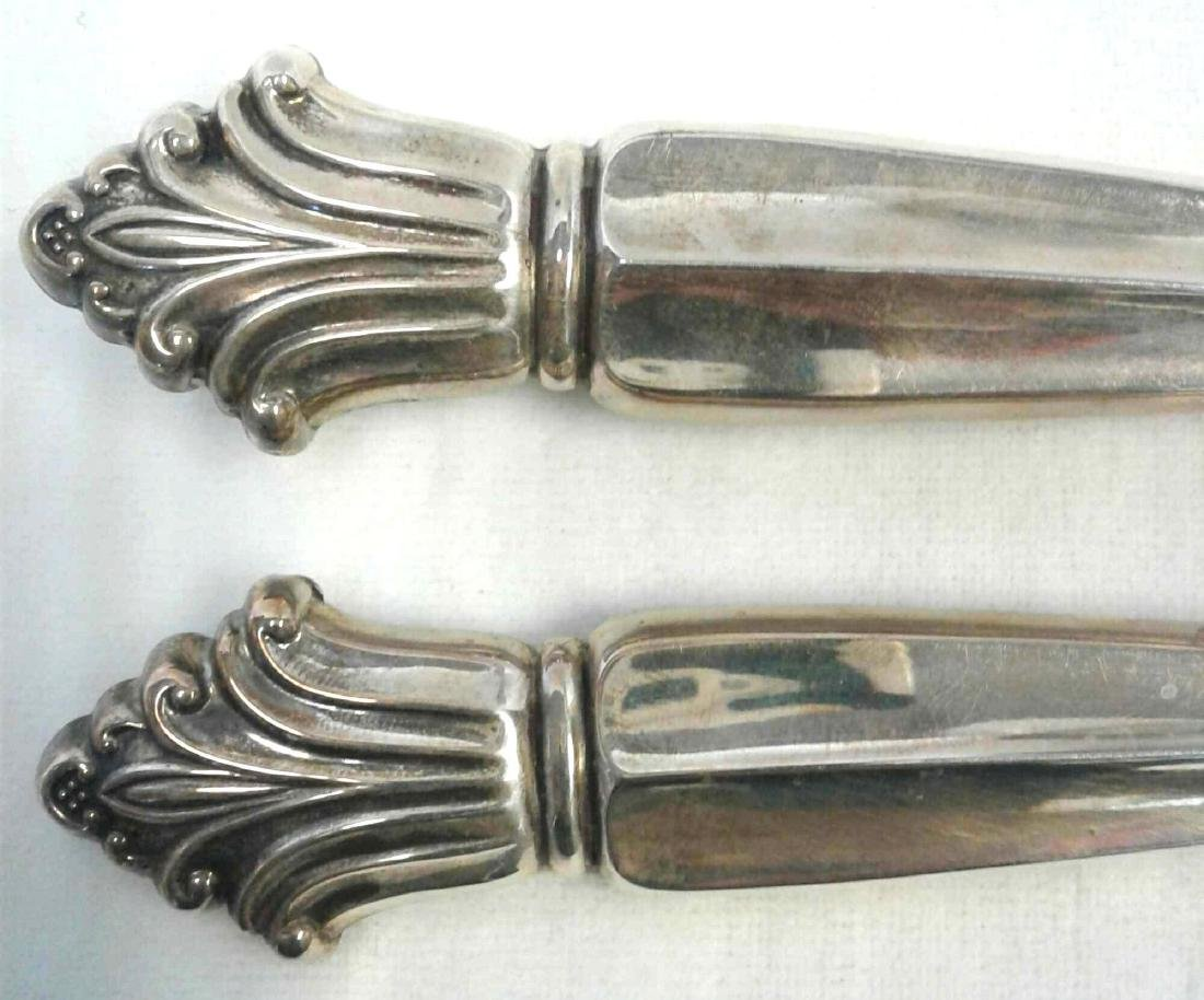 Sterling Silver Kitchen Cutters - 3